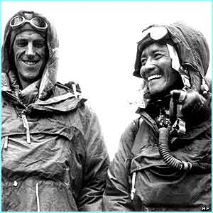 On Top Of The World – Edmund Hillary and Tenzing Norgay