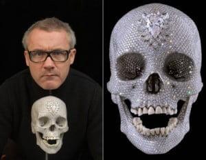 Damien Hirst - British Visitor's Passport Sold At Auction