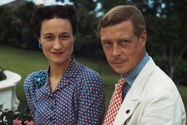 Duchess of Windsor (Wallis Spencer-Simpson) Passport 1966