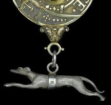 Kings messenger badge 1820 sold at auction