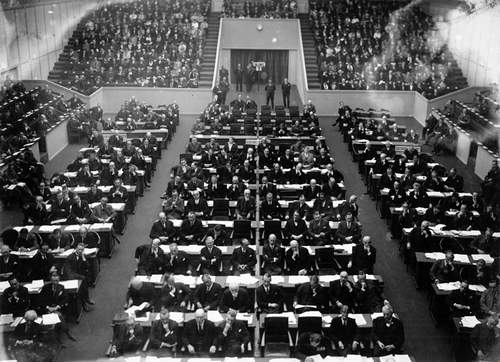 League Of Nations Assembly