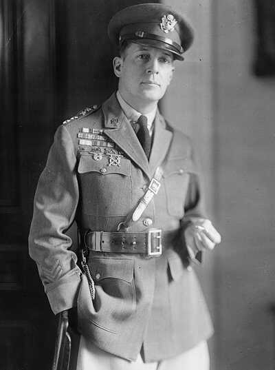 Field Marshal Douglas MacArthur