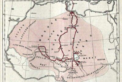 Heinrich Barth in Central Africa 1850-1855
