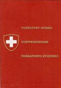 How The Swiss Passport Became Red - Swiss Passport History