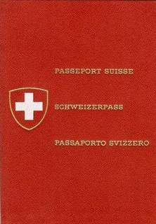 How The Swiss Passport Became Red – Swiss Passport History