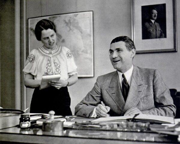 Fritz Wiedemann Consul General
