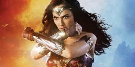 Wonder Woman trashed her old passport and someone found it (video)